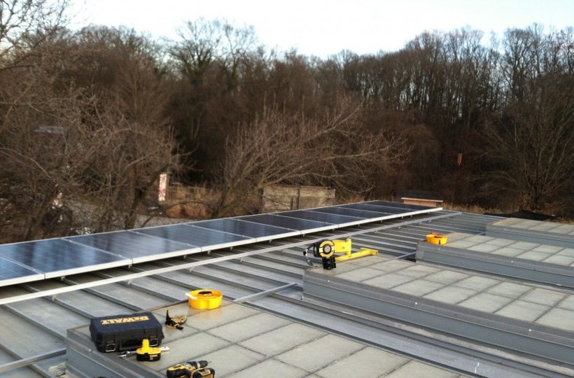 Knoxville Zoo Solar Pv Install Appalachian Renewable